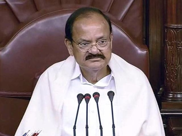 Video : On Day 1, Venkaiah Naidu's One-Liners Bring The House Down