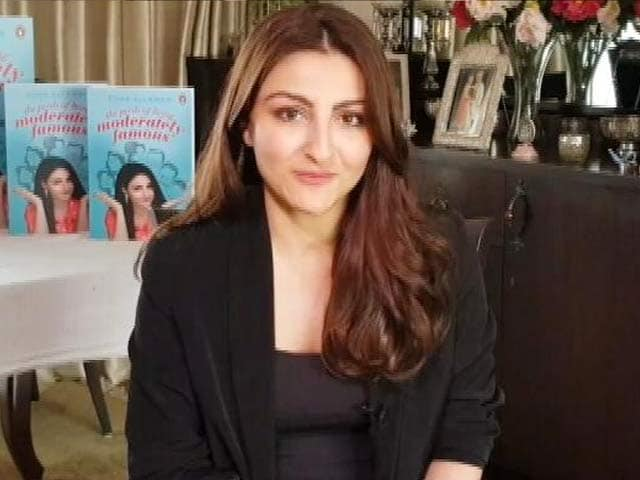 Video : Prime Filmy - Bad Reviews Of My Debut Film Affected Me: Soha Ali Khan