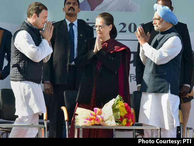 Video : Rahul Gandhi's Full Speech After Taking Over As Congress President