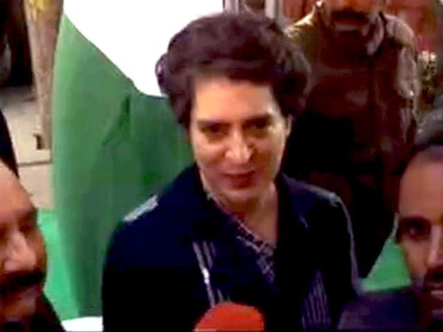 Video : सोनिया गांधी ही रायबरेली से लड़ेंगी चुनाव : प्रियंका गांधी वाड्रा