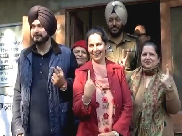 Videos : पंजाब नगर निकाय चुनाव में कांग्रेस की बड़ी जीत