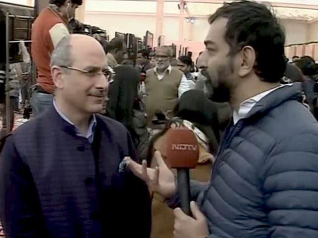 Video : Yes, Rahul Gandhi Deserves Credit, Scoffs BJP's Nalin Kohli