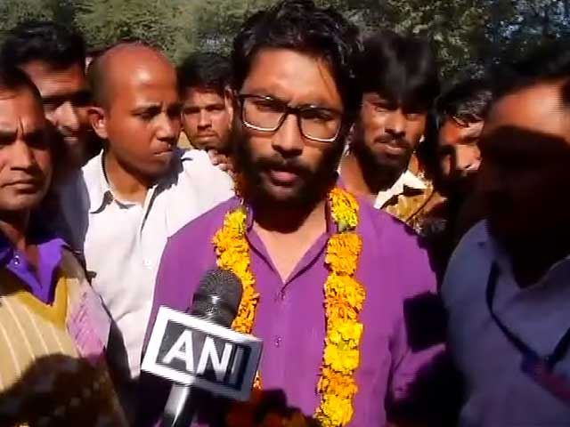 Video : BJP Victory Is Unfortunate For The Country, Says Jignesh Mevani