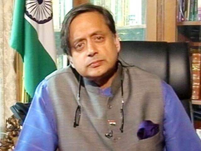 Video : BJP Dragged Hinduism In Public Arena, Says Congress Leader Shashi Tharoor