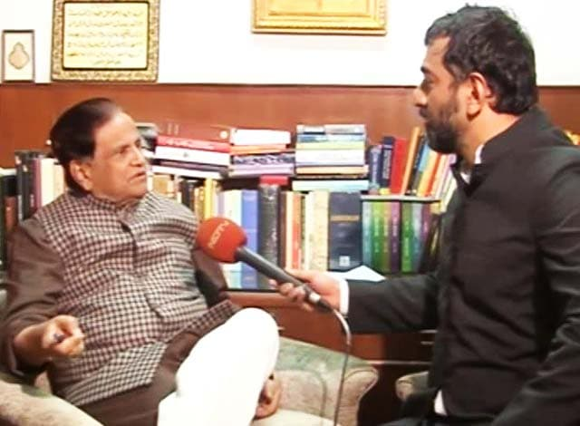 Video : How Ahmed Patel Thinks Congress Could Have Won Gujarat
