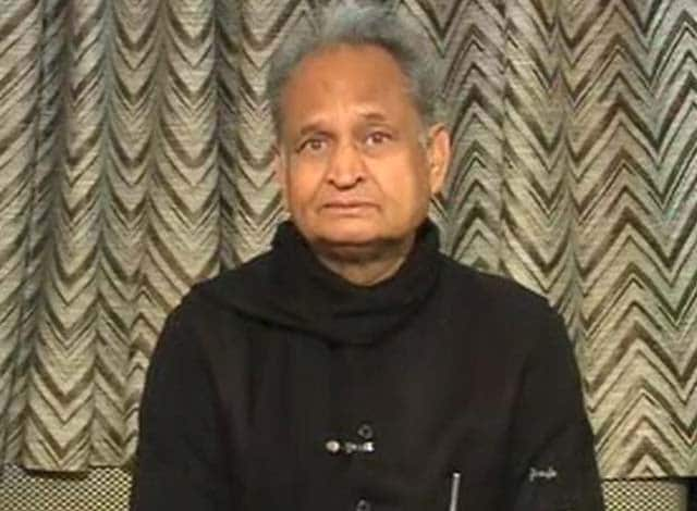 Video : BJP Has Created An Atmosphere Of Fear, Says Ashok Gehlot