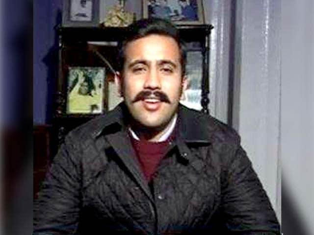 "Video : Vikramaditya Singh Says ""Something Fishy"" About Changing PK Dhumal's Constituency"
