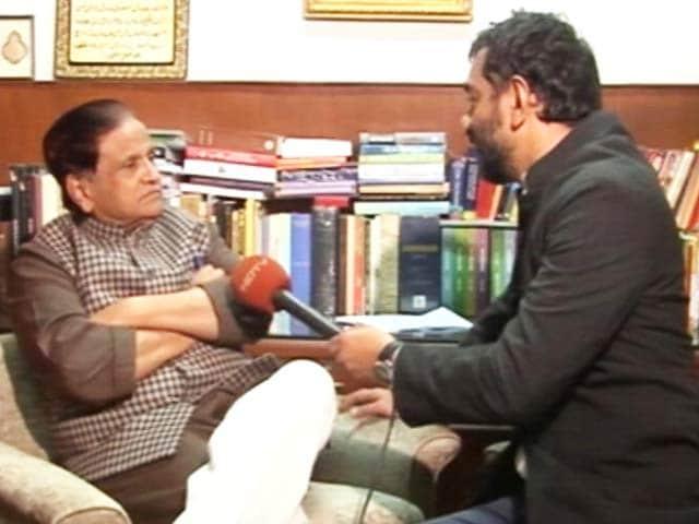 Videos : NDTV से बोले अहमद पटेल, मैं कभी सीएम नहीं बनना चाहता था