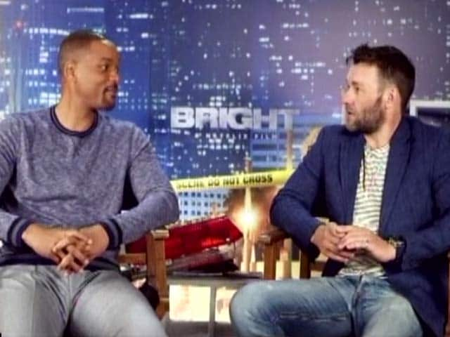 """Video : """"They Do It Real Big Here"""": Will Smith To NDTV On Bollywood Parties"""
