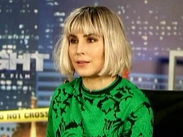 Noomi Rapace On Playing An Elf In 'Bright'