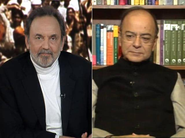 Video : If You Get 49% Vote Share, Can't Say It Is Anti-Incumbency: Arun Jaitley