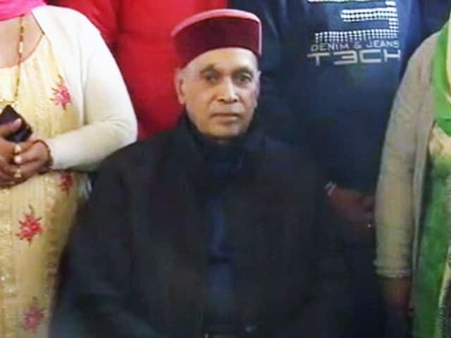 Videos : हिमाचल: CM उम्मीदवार प्रेम कुमार धूमल हारे