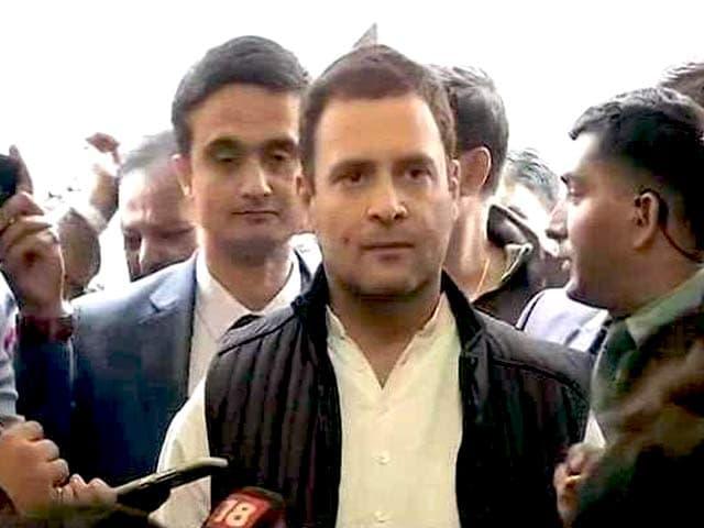 Videos : गुजरात में BJP को जबरदस्त झटका: राहुल गांधी