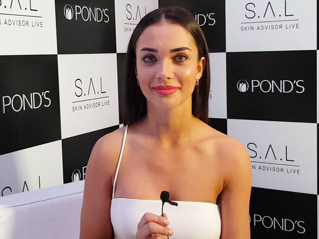 All You Wanted To Know About Amy Jackson's Flawless Skin