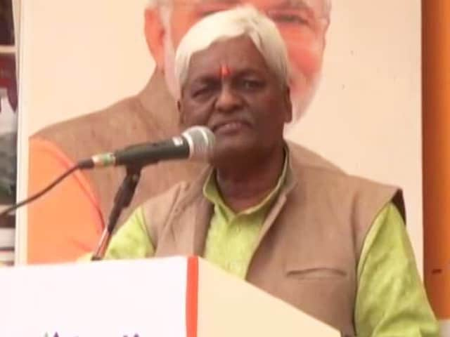 "Video : ""Lord Rama Got Married Here. Virat Kohli Not A Patriot"": BJP Legislator"