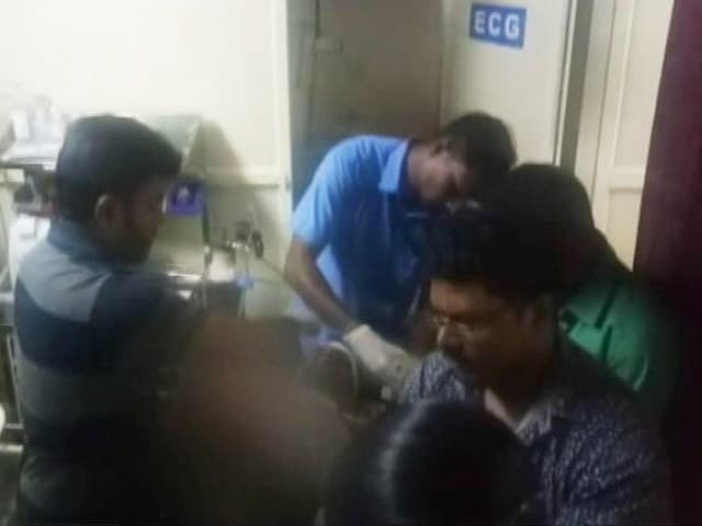 Video : RSS Activist, BJP Workers Attacked In Separate Incidents In Kerala's Kannur