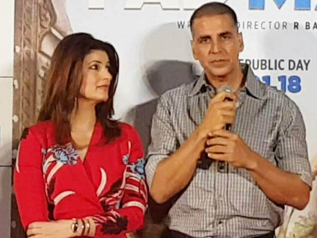 Is Akshay's Look Inspired By George Clooney? Here's What He Has To Say