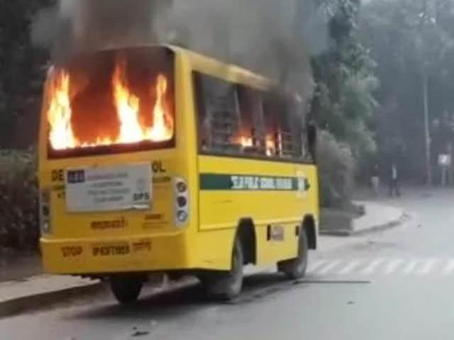 Video : छात्र नेता की गिरफ़्तारी पर BHU में हंगामा