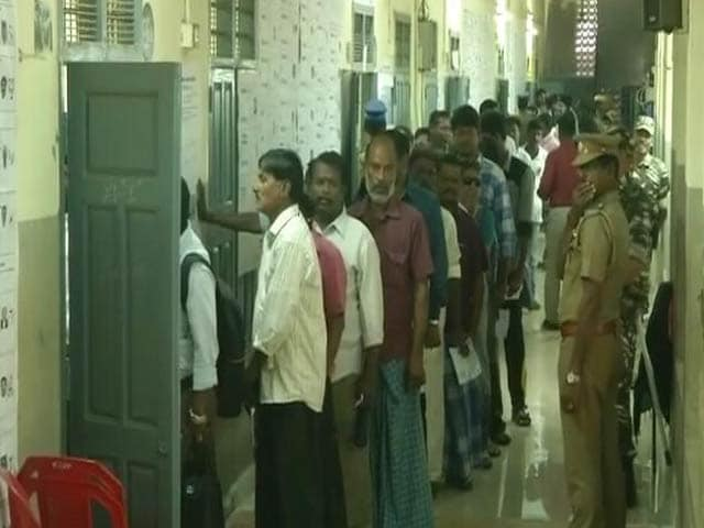 Video : Battle For Jayalalithaa's Legacy As RK Nagar Votes Today