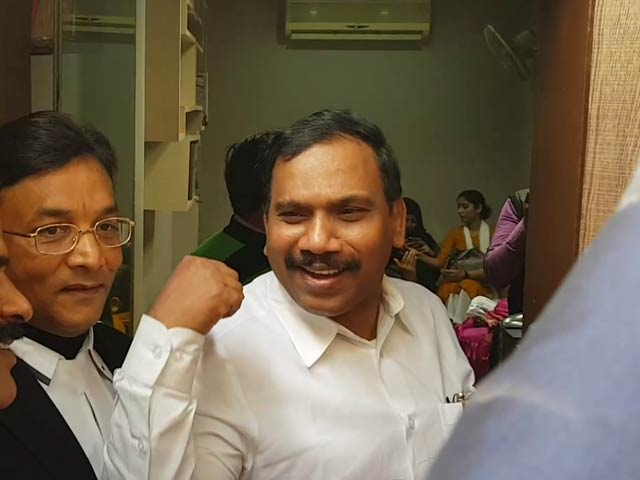 Video : A Raja, Kanimozhi, 15 Other Accused Acquitted in 2G Case