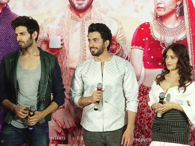 Trailer Launch Of Sonu Ke Titu Ki Sweety