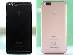 Xiaomi Mi A1 vs Honor 7X: Camera, Specs, And Features Compared