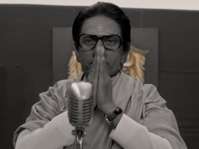 Video : In Biopic On Bal Thackeray, Nawazuddin Siddiqui To Play Sena Patriarch