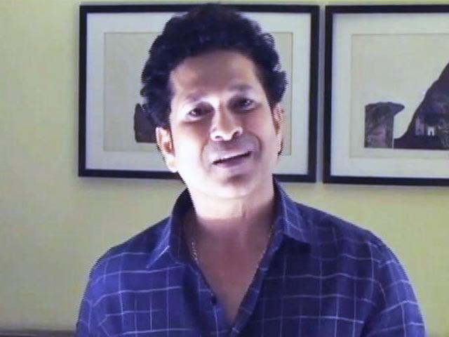 Videos : सचिन तेंदुलकर ने फेसबुक पर की अपील- भारत को खेलकूद वाला देश बनाएं