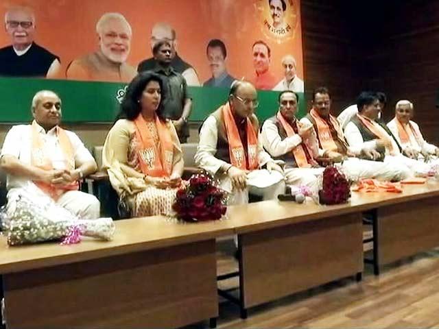 Video : बड़ी खबर : गुजरात में फिर विजय रूपाणी को कमान