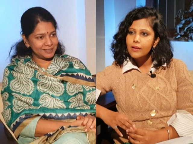 Video : Kanimozhi Unplugged: From Accused To Acquitted