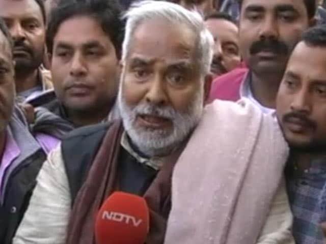Video : लालू को जेल, जगन्नाथ मिश्र को बेल, ये कैसा है खेल : रघुवंश प्रसाद सिंह