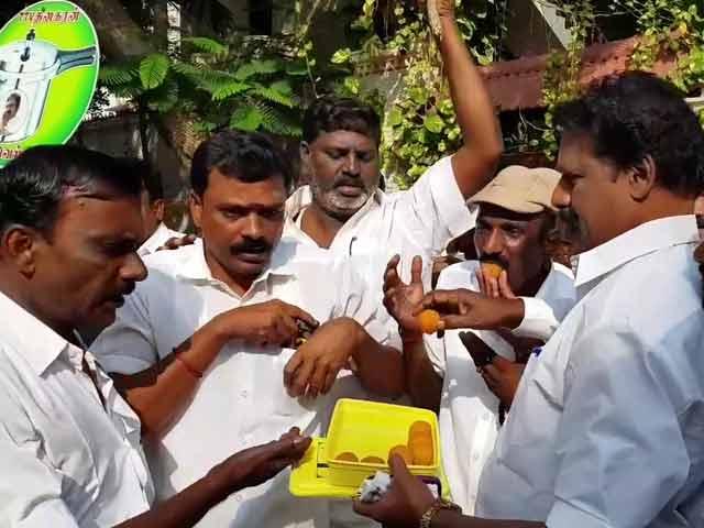 Video : TTV Dhinakaran Wins RK Nagar By-Poll In Huge Blow To AIADMK