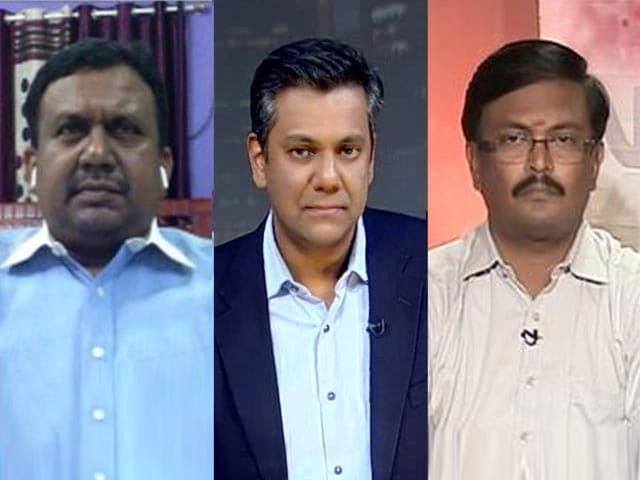 Video : Huge Setback For AIADMK As TTV Dhinakaran Wins RK Nagar By-Poll
