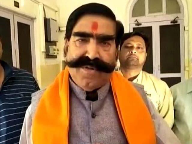 Videos : BJP विधायक ने गो तस्करी को लेकर दिया विवादित बयान