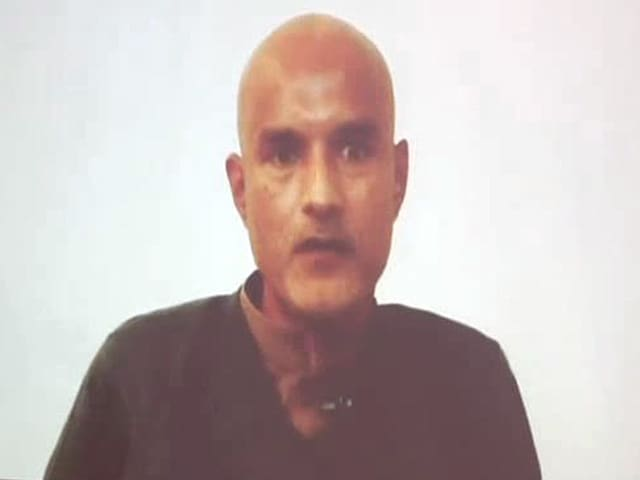 Video : Pak Tweets Jadhav Family Meet, Plays Another Video In New Propaganda