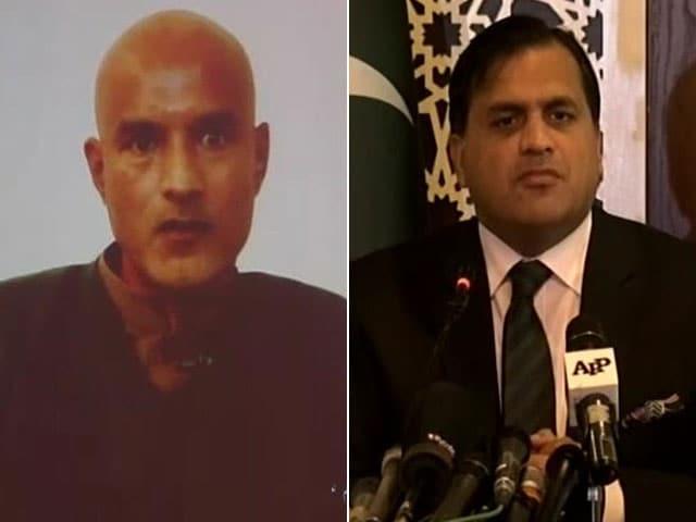 Video : इंडिया 8 बजे : पाकिस्तान में जाधव से मिला परिवार, पाक ने दोहराए आरोप