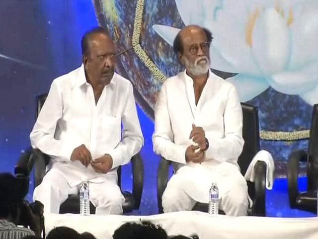 Video : Rajinikanth Meets Fans, Political Announcement Expected This Week