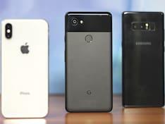iPhone X vs Pixel 2 XL vs Galaxy Note 8: Best Camera Phone?