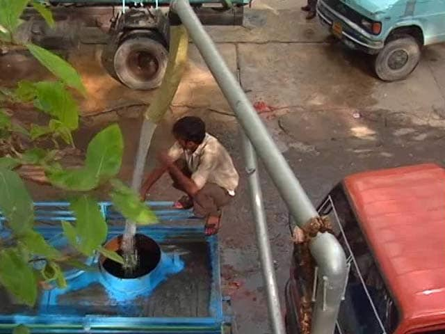 Video : Water To Cost More In Delhi, 20% Jump In Rates After Free 20,000 Litres