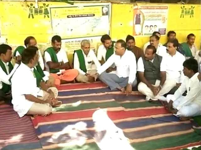 Video : Farmers Call For Bandh In North Karnataka Over Mahadayi Water Dispute