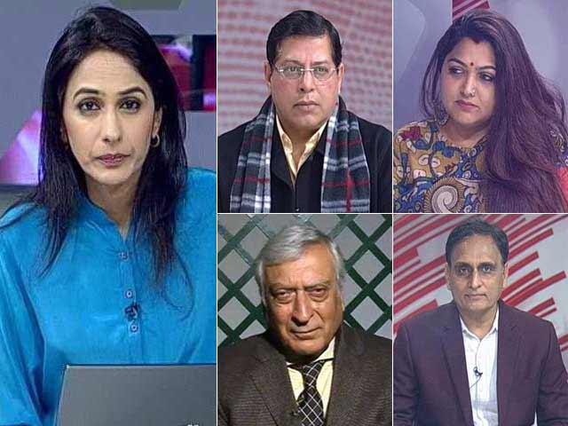Video : Jadhav-Family Meet: India Calls Pak Bluff