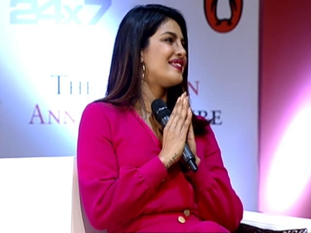 Video : 'With Men, There's A Certain Entitlement': Priyanka Chopra On Pay Gap