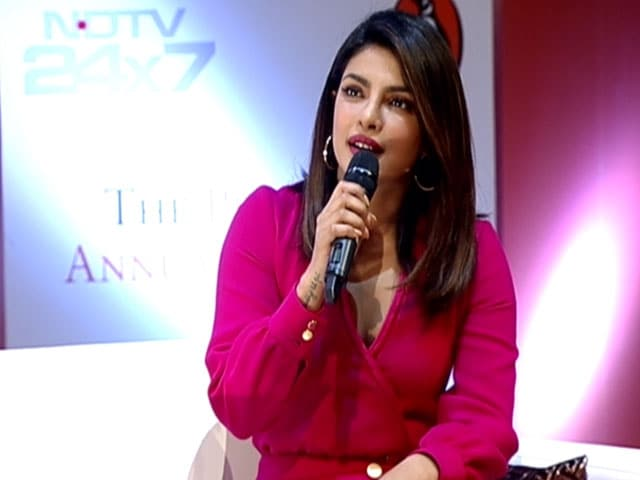 "Video : Priyanka Chopra On What Will Make Her ""Settle Down"""