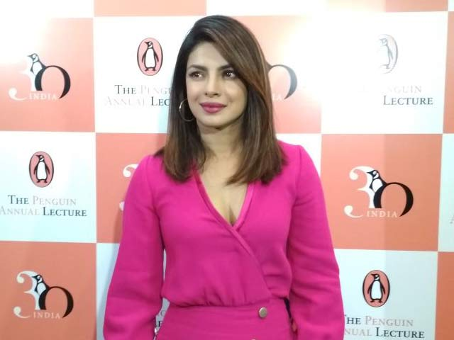Video : Don't Want To Be A Stereotype, But A Kickass Actor: Priyanka Chopra