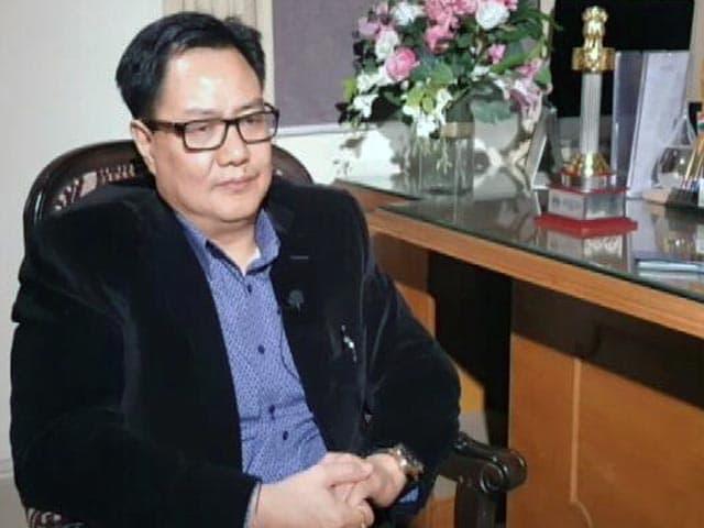 Videos : दुष्टता के लिए जाना जाता है पाक: किरेन रिजीजू