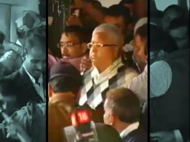 Videos : नेशनल रिपोर्टर : लालू यादव समेत 8 VIP की सुरक्षा में कटौती