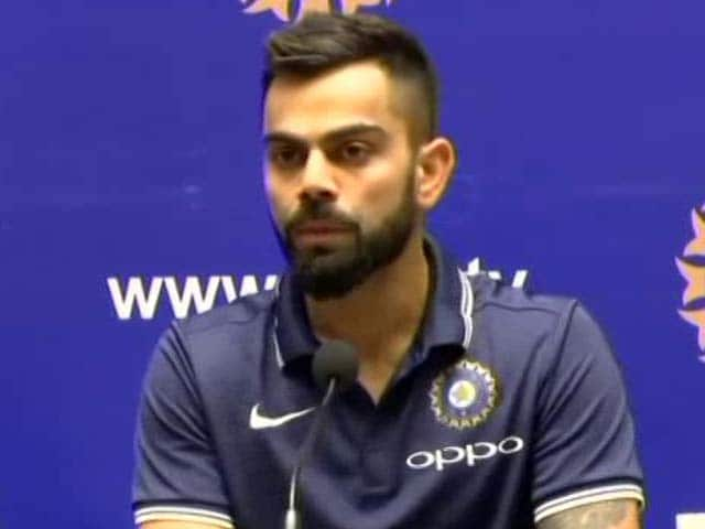 Marriage A Special Moment But Been Prepping For South Africa: Virat Kohli