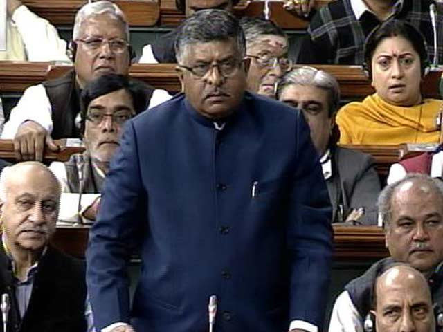 Video : 'Triple <i>Talaq</i>' Bill In Parliament Now, Minister Says It's About Equality