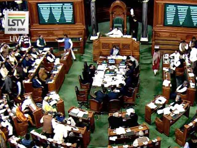 "Video : ""Triple <i>Talaq</i>"" Bill Passed In Lok Sabha After Debate"