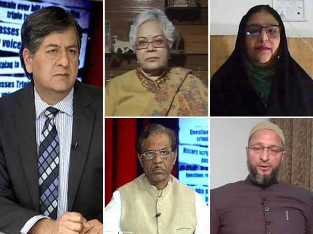 Video : Politics Of Triple Talaq: Will The Tough Law Help?